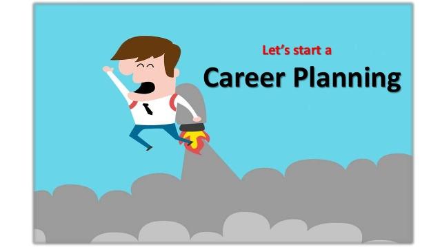 Career clipart career planning. Self awareness lets start
