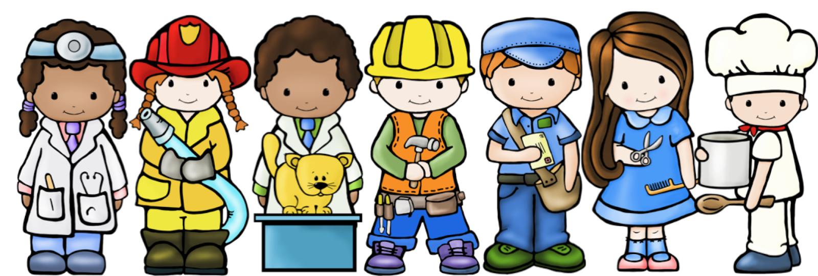 Careers clipart community helper. School events helpers related