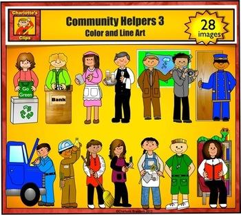 Career clipart community helper. Helpers jobs and clip