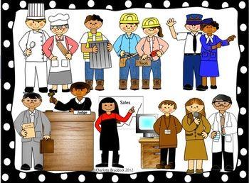 Helpers jobs and clip. Career clipart community helper