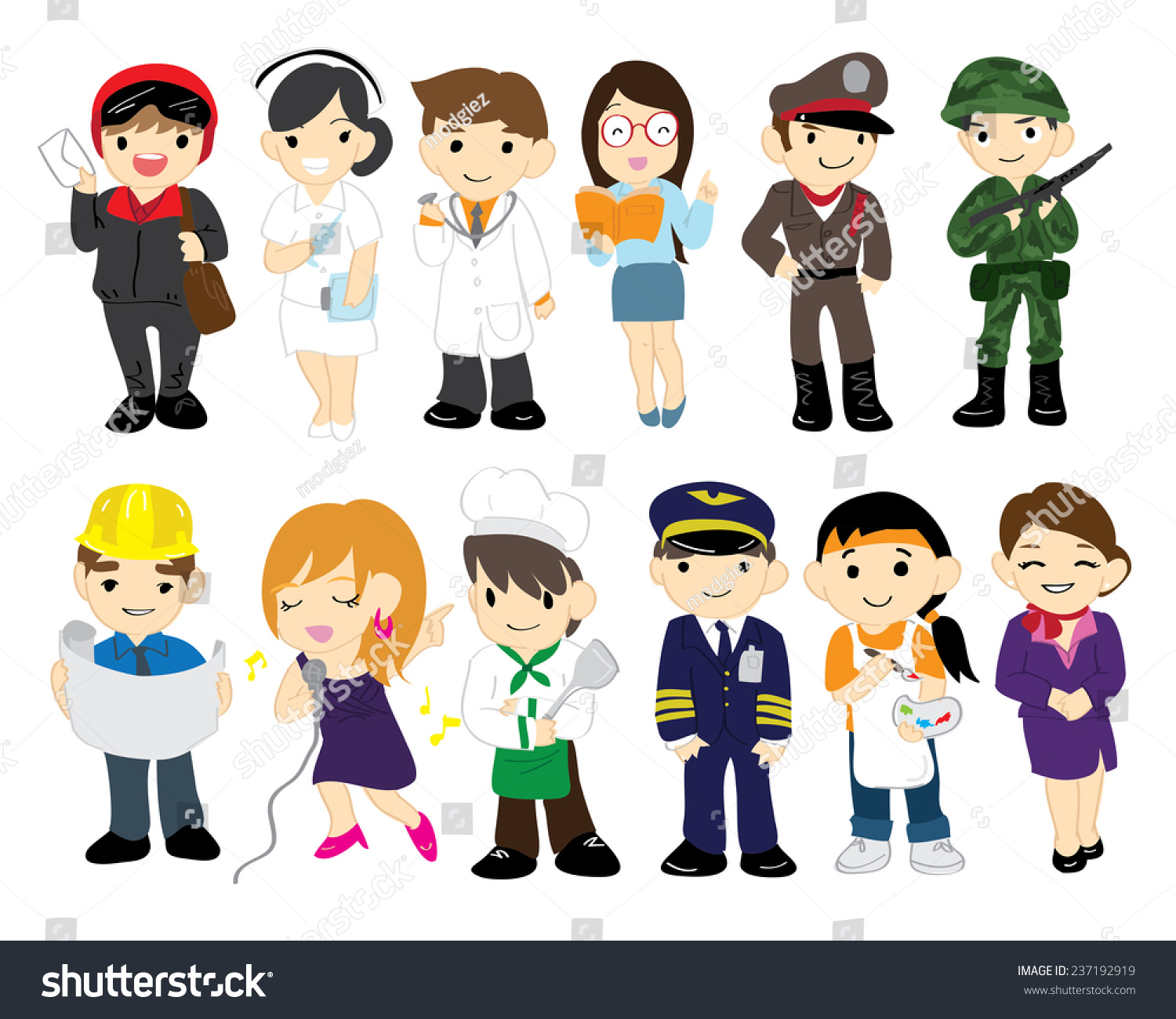 Careers clipart cute. Royalty free career stock