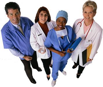 Videos healthcare providers. Career clipart health