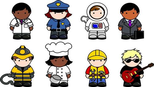 Free careers cliparts download. Jobs clipart