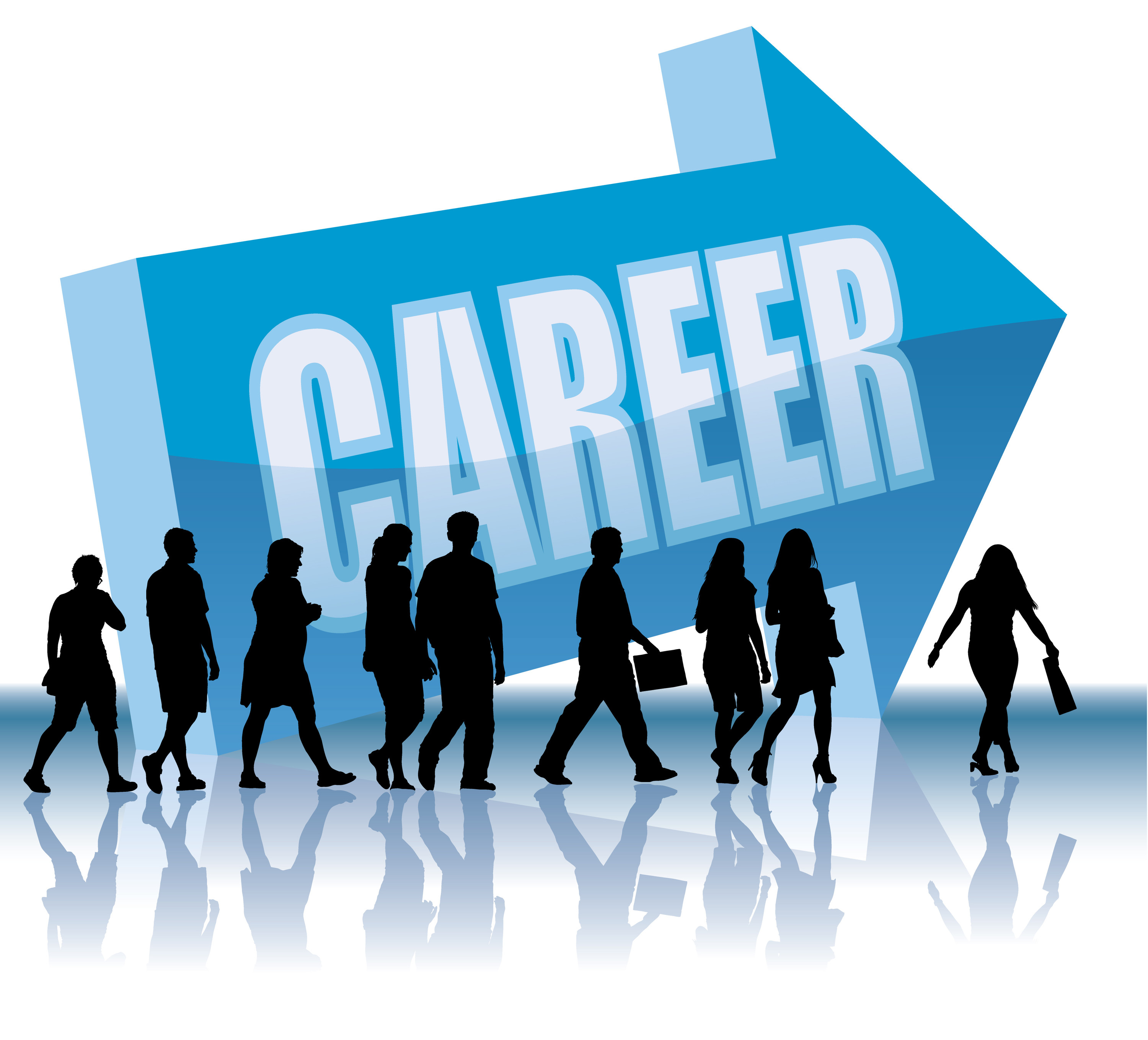 ways to avoid. Careers clipart career fair