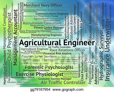 Careers clipart multimedia. Agricultural engineer shows career