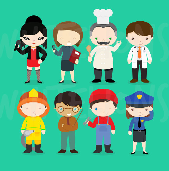 Career cliparts free download. Careers clipart professional