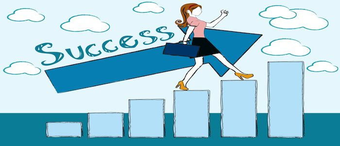 Career clipart stair. Success incep imagine ex