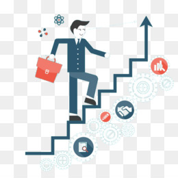 Png and psd free. Career clipart stair