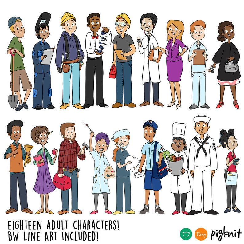Careers clipart. Download for free png