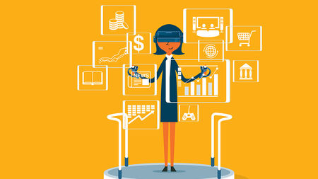 Like virtual reality for. Careers clipart career person