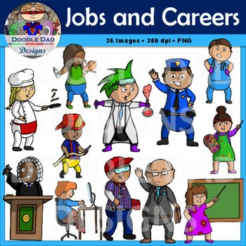 Careers clipart carrer. Job and career clip