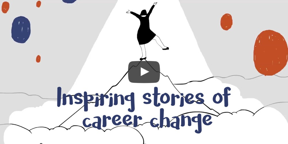 New podcast features inspiring. Careers clipart guest speaker