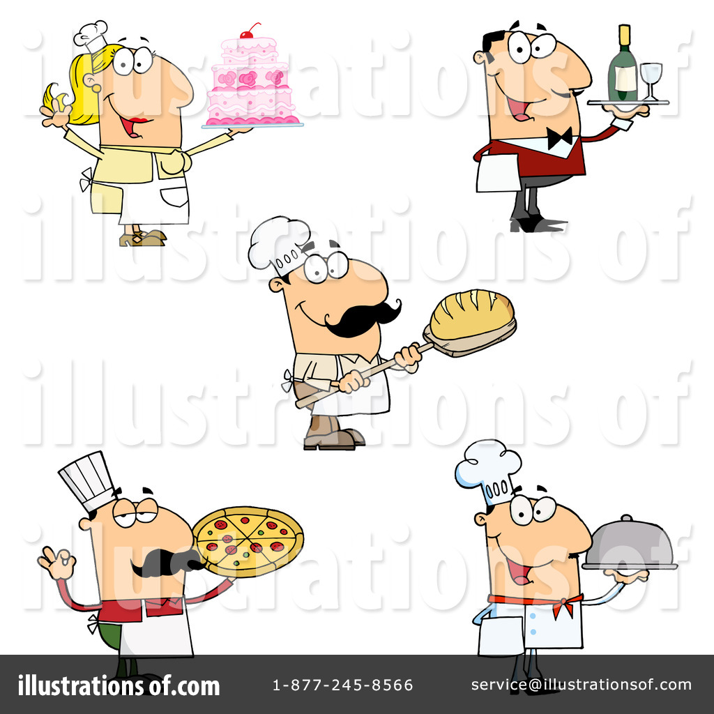 Career by hit toon. Careers clipart illustration