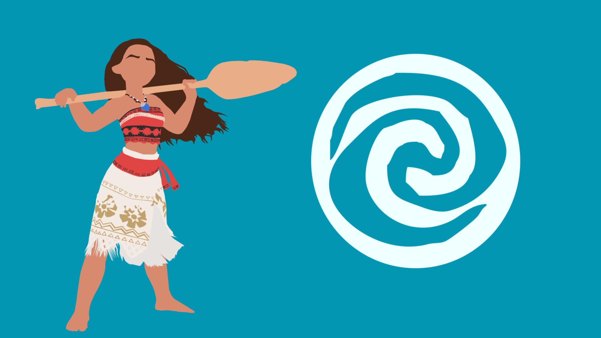 Careers clipart minimalist. Moana wallpaper by pureparadise
