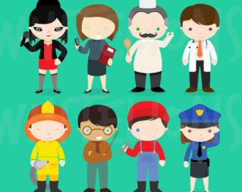 Job clip art free. Careers clipart professional