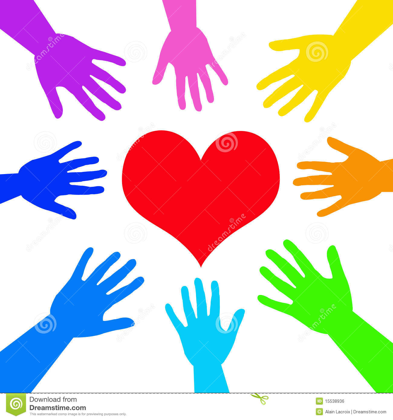 . Caring clipart