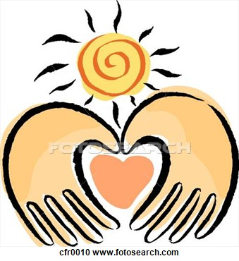 Love . Caring clipart