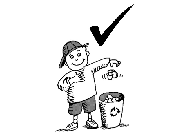 Caring clipart black and white. We care about our