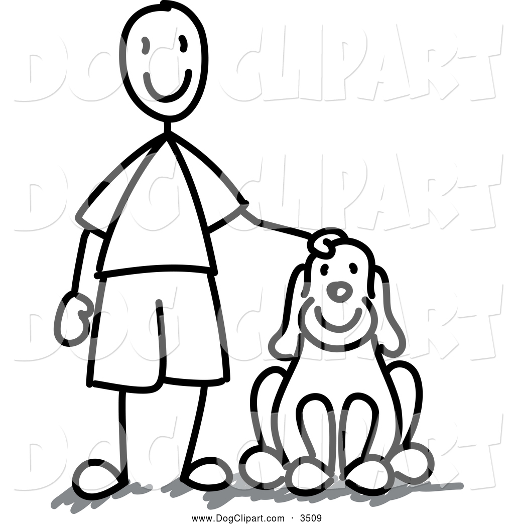. Caring clipart black and white