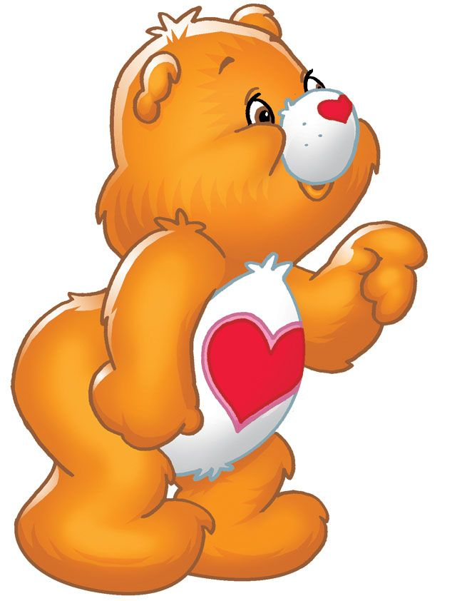 best care bears. Caring clipart book
