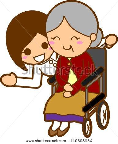 caring clipart caregiver