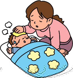 Caring clipart caring mom. Families we live together