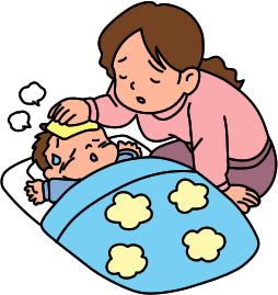 Families we live together. Caring clipart caring mom