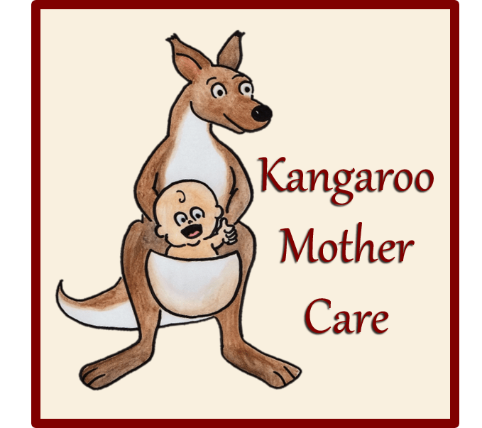 Kangaroo care for premature. Caring clipart caring mother