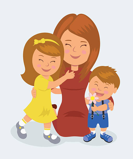 Caring clipart caring mother. Mommy for care