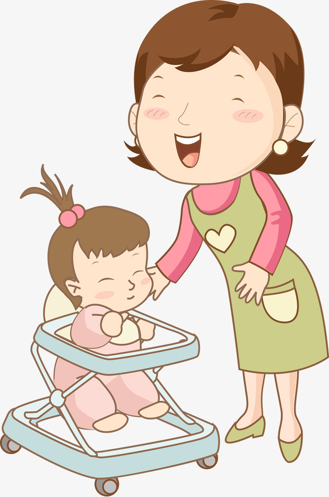 Takes care of the. Caring clipart caring mother