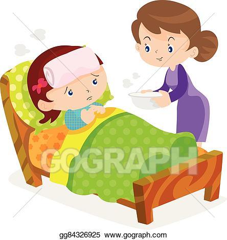 Eps illustration girls take. Mother clipart cute