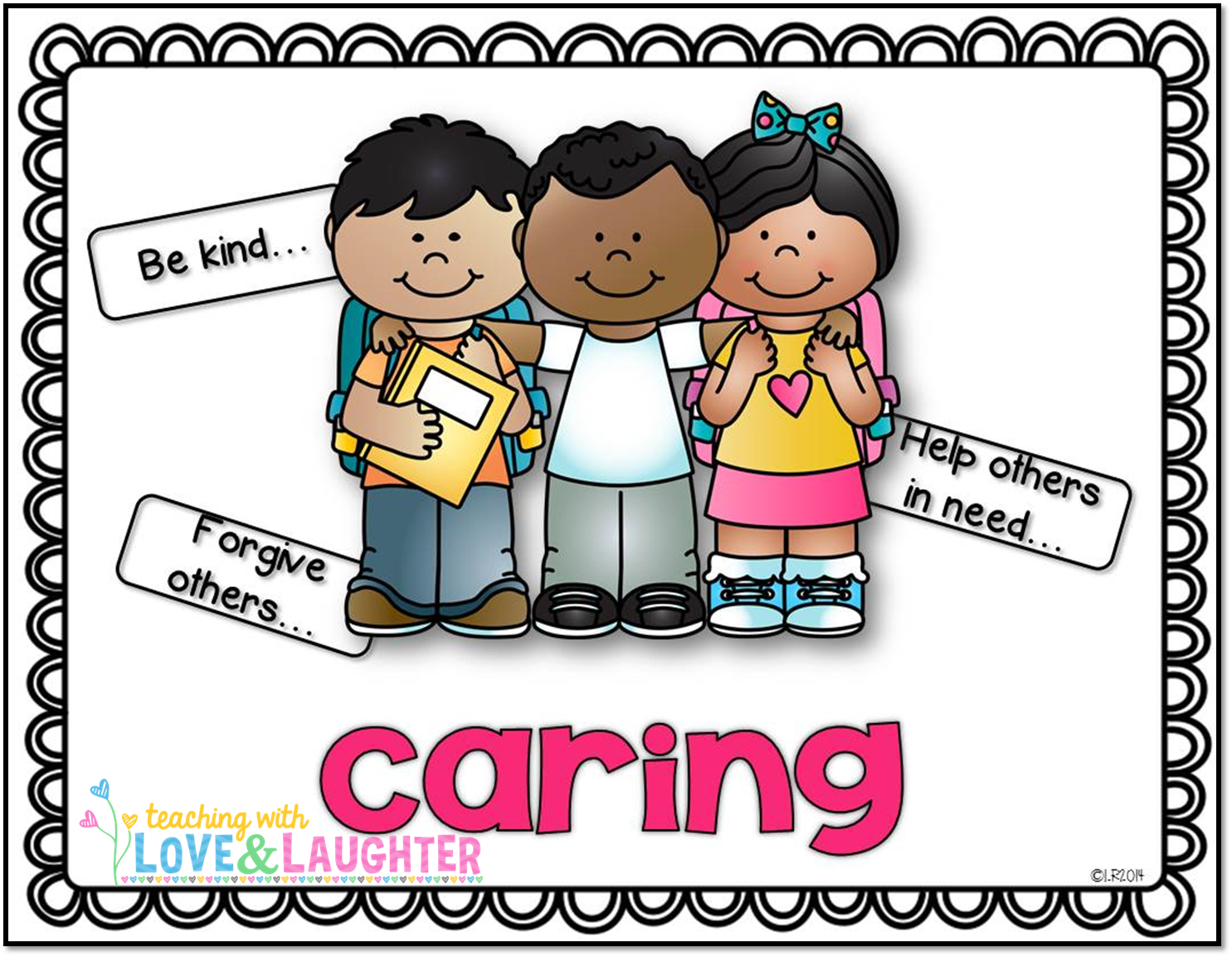 collection of loving. Caring clipart classroom