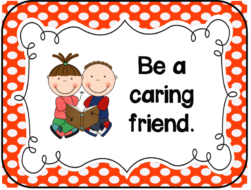 Caring clipart classroom. Rules best clipartion ideas