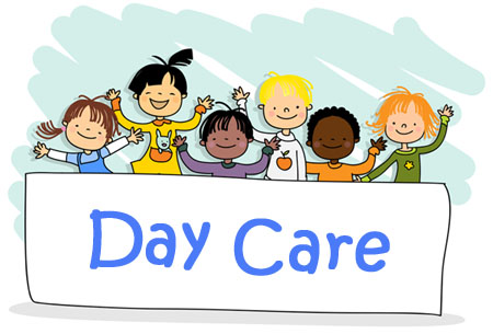 Caring clipart daycare. Day care funshine nursery