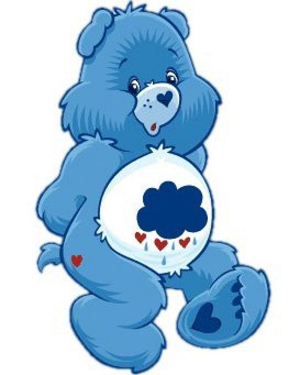 best bear images. Caring clipart grumpy