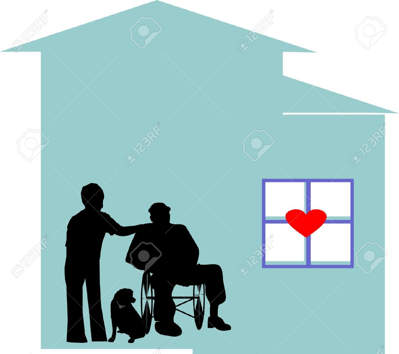 Care . Caring clipart hospice