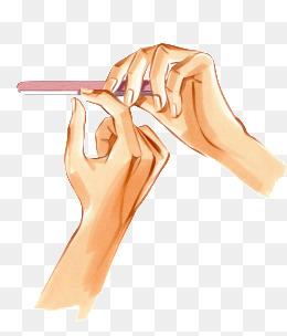 Caring clipart nail. Care png vectors psd