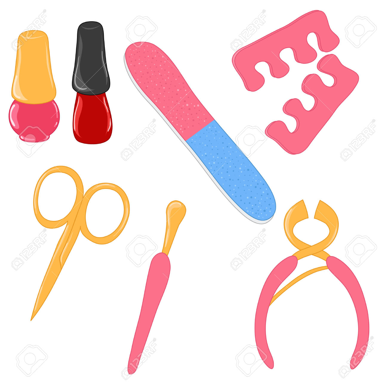 Caring clipart nail. Collection of free download