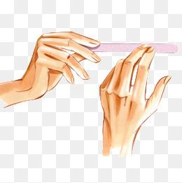 Care png vectors psd. Caring clipart nail