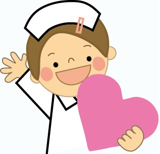 Genuine care in my. Caring clipart nursing