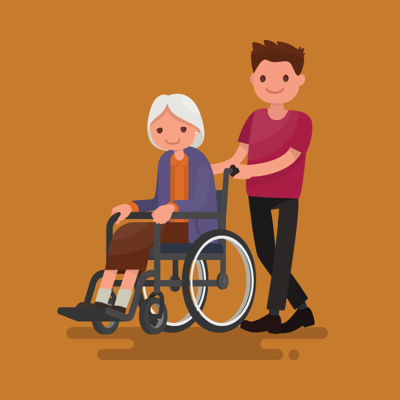 Caring clipart palliative care. Home health services in