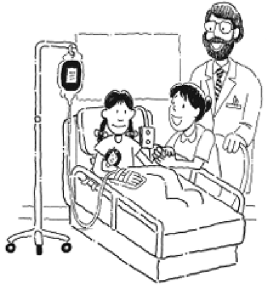 Caring clipart patient education. Safety of blood transfusions