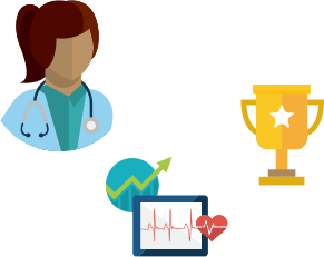 caring clipart patient education