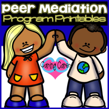 To mediation teaching resources. Caring clipart peer