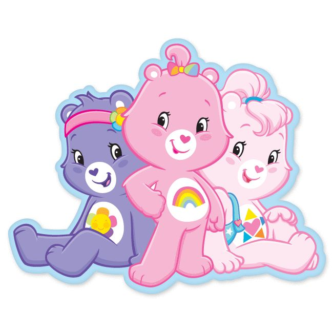 Caring clipart peer.  best care bears