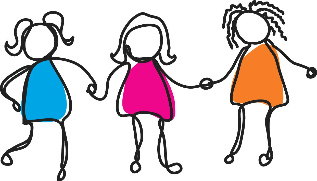 Caring clipart peer.  collection of friends