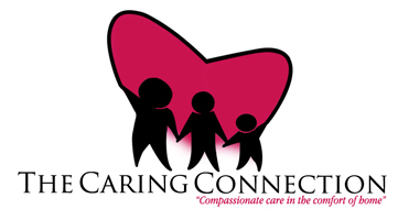 The connection . Caring clipart personal care service