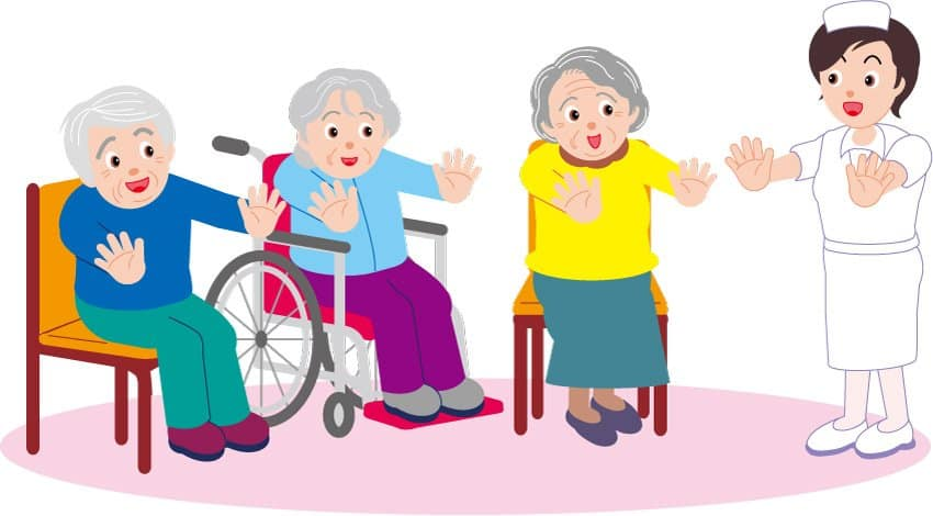 Culture change centered care. Caring clipart resident
