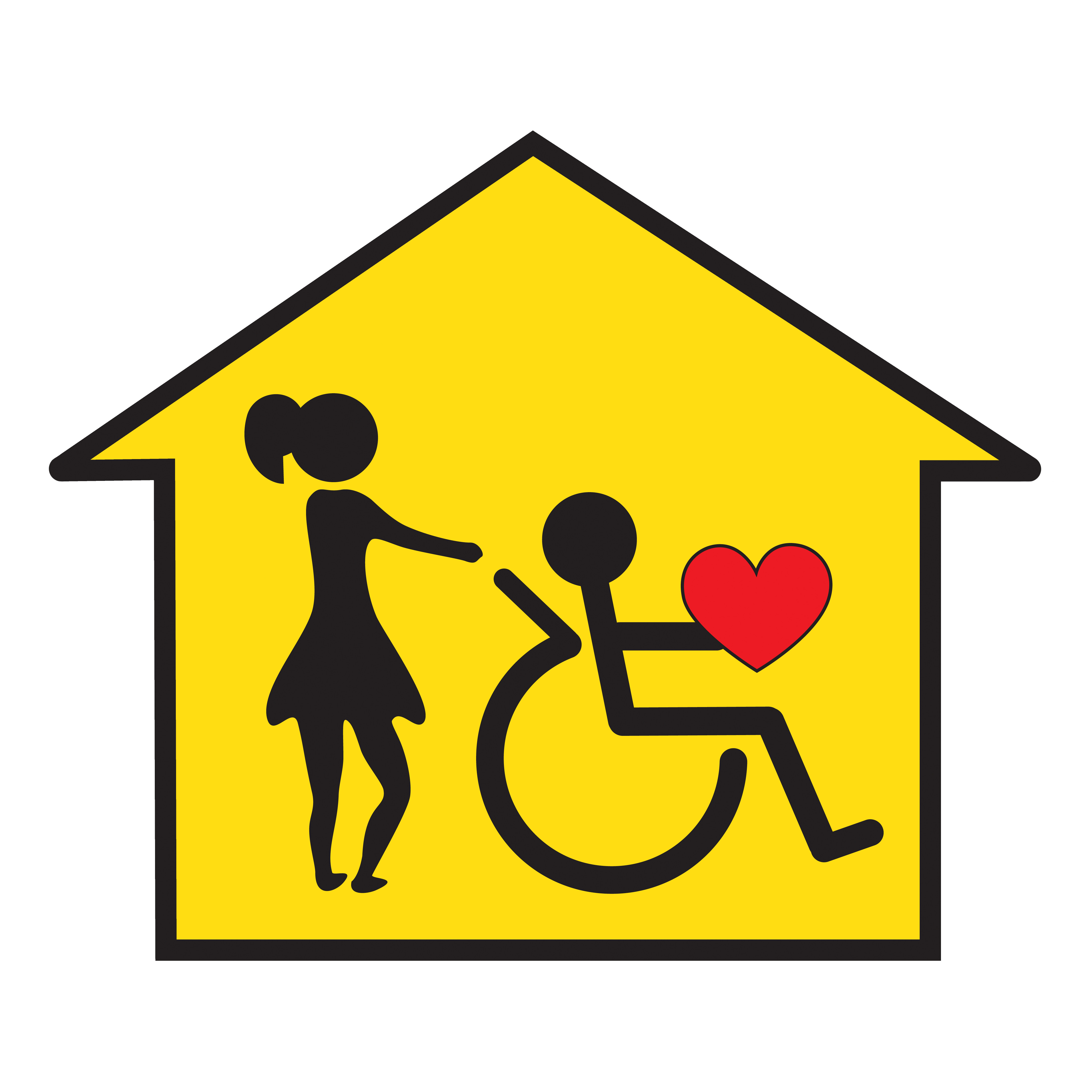 Flexibility and continuity of. Caring clipart resident