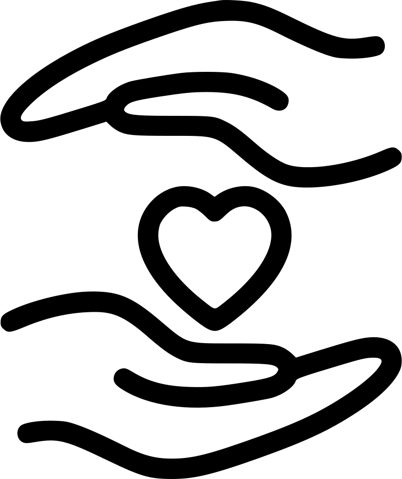Svg png icon free. Caring clipart transparent